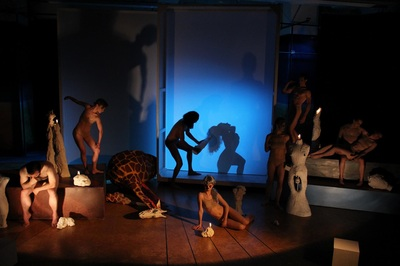 Matching Gifts - Quasimondo Physical Theatre